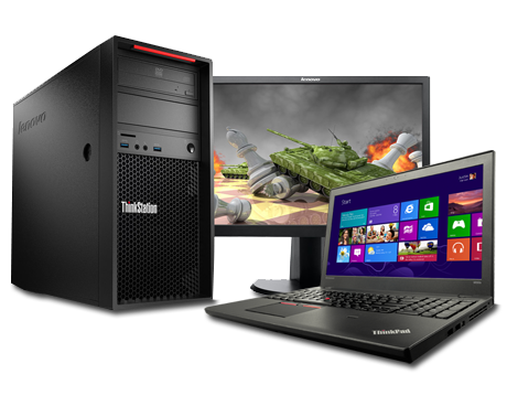 Workstation Lenovo Grafica