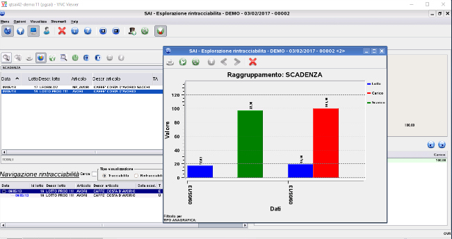software controllo qualità winservice