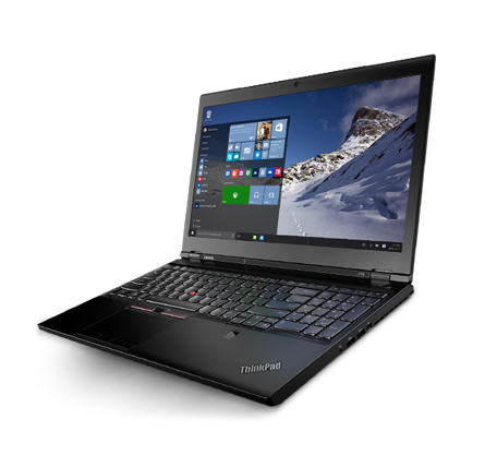 Notebook lenovo thinkpad serie p