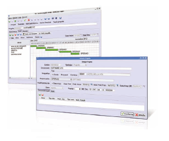 gestione workflow project software winservice