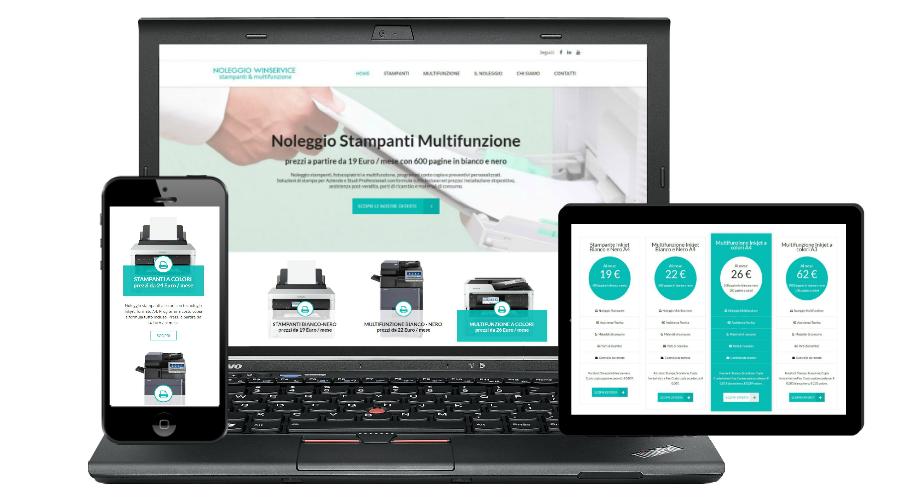 """Nuove offerte nel nostro sito dedicato al """"Noleggio Stampanti Multifunzione"""""""
